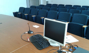 Conference Hall 1 - PC